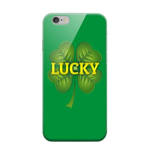 Geeks Designer Line (GDL) Apple iPhone 6 Matte Hard Back Cover - Lucky