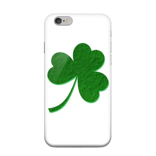 Geeks Designer Line (GDL) Apple iPhone 6 Matte Hard Back Cover - Simple Clover