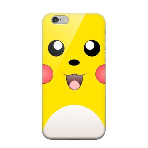 Geeks Designer Line (GDL) Apple iPhone 6 Matte Hard Back Cover - Bunnichu