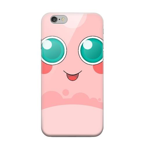 Geeks Designer Line (GDL) Apple iPhone 6 Matte Hard Back Cover - Pigglypoop