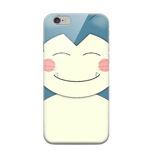 Geeks Designer Line (GDL) Apple iPhone 6 Matte Hard Back Cover - Sleepycat