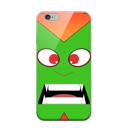 Geeks Designer Line (GDL) Apple iPhone 6 Matte Hard Back Cover - Electric Beast