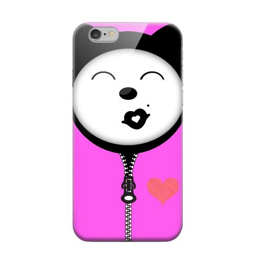 Geeks Designer Line (GDL) Apple iPhone 6 Matte Hard Back Cover - Kissycat