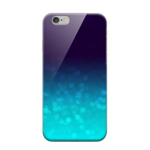 Geeks Designer Line (GDL) Apple iPhone 6 Matte Hard Back Cover - Sparkling Sea