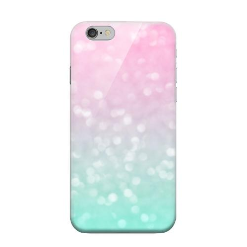 Geeks Designer Line (GDL) Apple iPhone 6 Matte Hard Back Cover - Cherry Blossom Scream