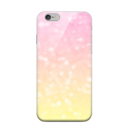 Geeks Designer Line (GDL) Apple iPhone 6 Matte Hard Back Cover - Bubble Gum Squeeze