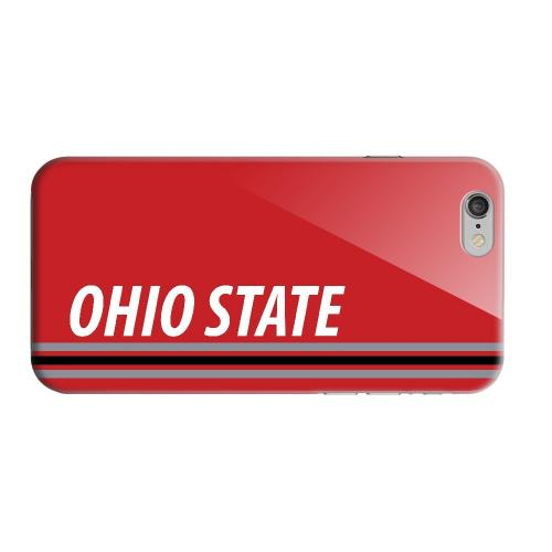 Geeks Designer Line (GDL) Apple iPhone 6 Matte Hard Back Cover - Ohio State