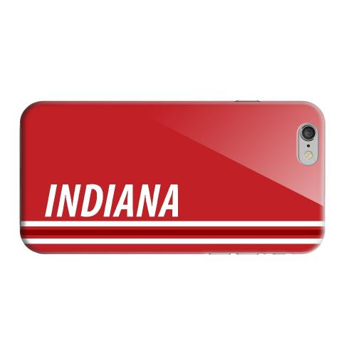 Geeks Designer Line (GDL) Apple iPhone 6 Matte Hard Back Cover - Indiana