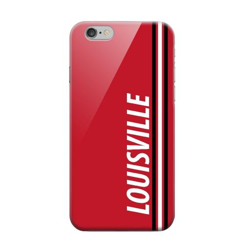 Geeks Designer Line (GDL) Apple iPhone 6 Matte Hard Back Cover - Louisville