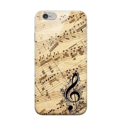 Geeks Designer Line (GDL) Apple iPhone 6 Matte Hard Back Cover - Allegro Grunge