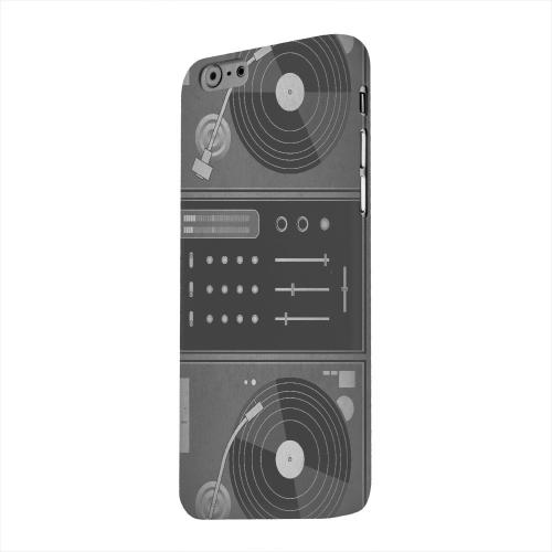 Geeks Designer Line (GDL) Apple iPhone 6 Matte Hard Back Cover - Turntabliss