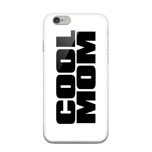 Geeks Designer Line (GDL) Apple iPhone 6 Matte Hard Back Cover - Cool Mom