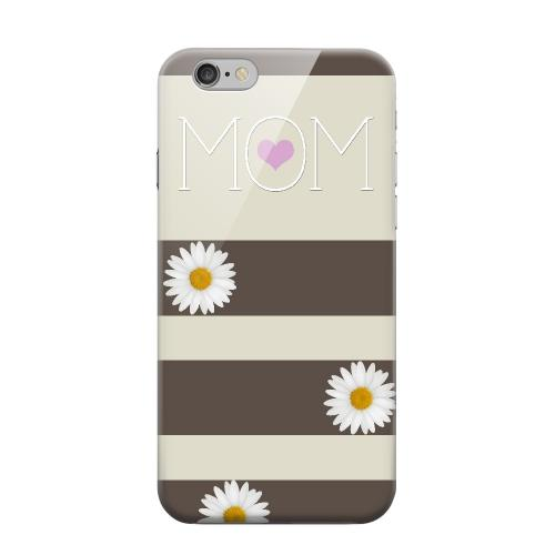 Geeks Designer Line (GDL) Apple iPhone 6 Matte Hard Back Cover - Mom Daisy