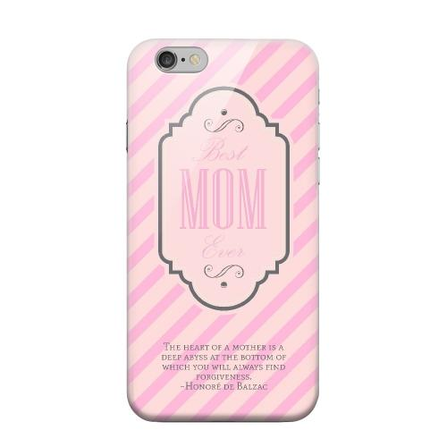 Geeks Designer Line (GDL) Apple iPhone 6 Matte Hard Back Cover - Mom Deep Abyss