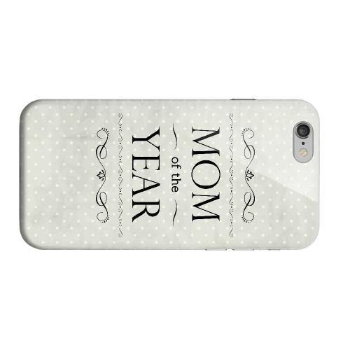 Geeks Designer Line (GDL) Apple iPhone 6 Matte Hard Back Cover - Mom of the Year