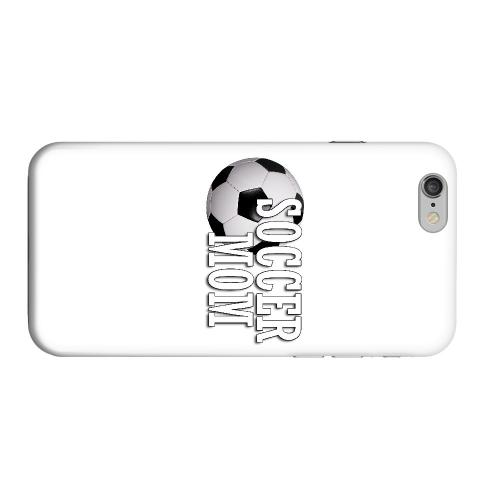 Geeks Designer Line (GDL) Apple iPhone 6 Matte Hard Back Cover - Soccer Mom