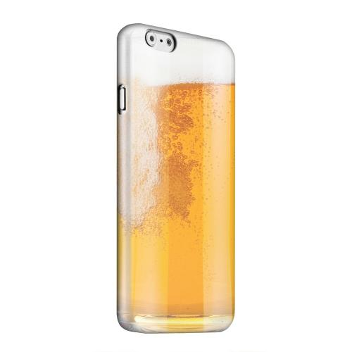 Geeks Designer Line (GDL) Apple iPhone 6 Matte Hard Back Cover - Beer Mug