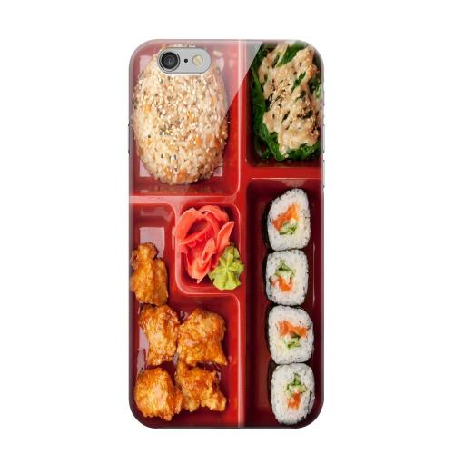 Geeks Designer Line (GDL) Apple iPhone 6 Matte Hard Back Cover - Bento Box