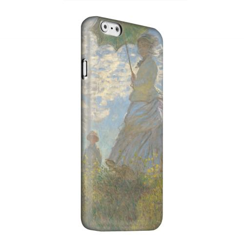 Geeks Designer Line (GDL) Apple iPhone 6 Matte Hard Back Cover - Woman with a Parasol by Claude Monet
