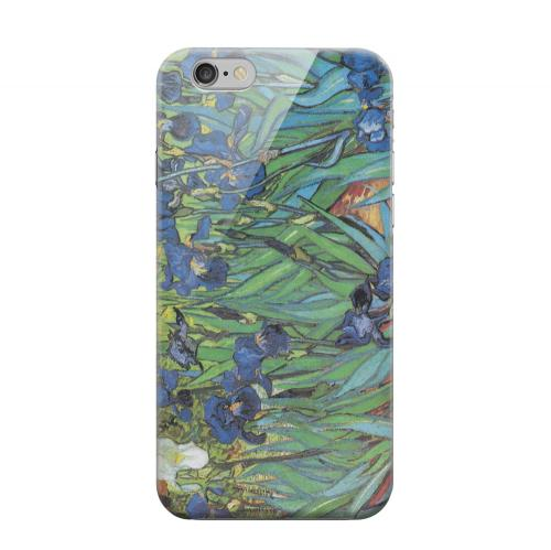 Geeks Designer Line (GDL) Apple iPhone 6 Matte Hard Back Cover - Irises by Vincent van Gogh