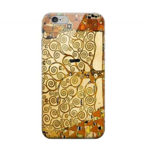 Geeks Designer Line (GDL) Apple iPhone 6 Matte Hard Back Cover - Tree of Life by Gustav Klimt