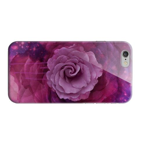 Geeks Designer Line (GDL) Apple iPhone 6 Matte Hard Back Cover - Space Bloom