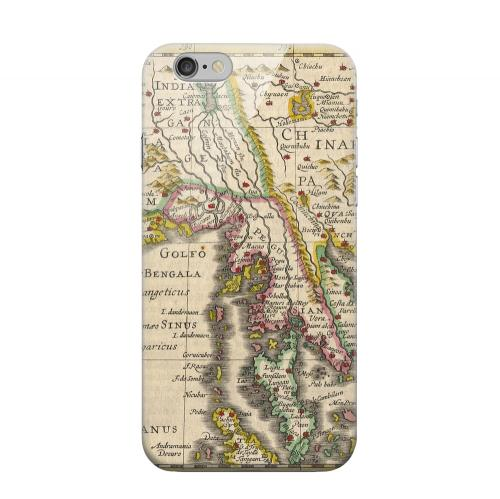 Geeks Designer Line (GDL) Apple iPhone 6 Matte Hard Back Cover - Indie Orientale