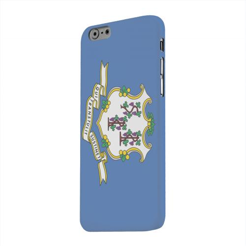 Geeks Designer Line (GDL) Apple iPhone 6 Matte Hard Back Cover - Connecticut