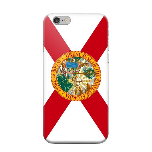 Geeks Designer Line (GDL) Apple iPhone 6 Matte Hard Back Cover - Florida