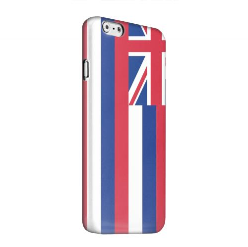 Geeks Designer Line (GDL) Apple iPhone 6 Matte Hard Back Cover - Hawaii