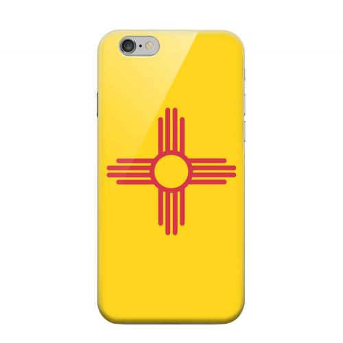 Geeks Designer Line (GDL) Apple iPhone 6 Matte Hard Back Cover - New Mexico