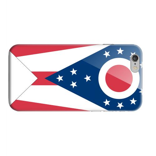 Geeks Designer Line (GDL) Apple iPhone 6 Matte Hard Back Cover - Ohio