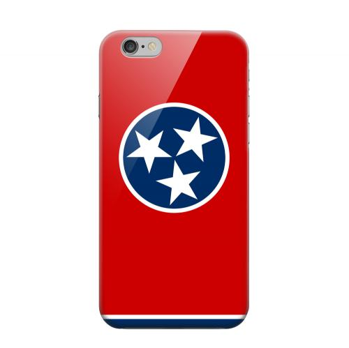 Geeks Designer Line (GDL) Apple iPhone 6 Matte Hard Back Cover - Tennessee