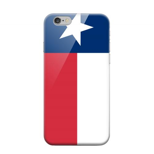 Geeks Designer Line (GDL) Apple iPhone 6 Matte Hard Back Cover - Texas