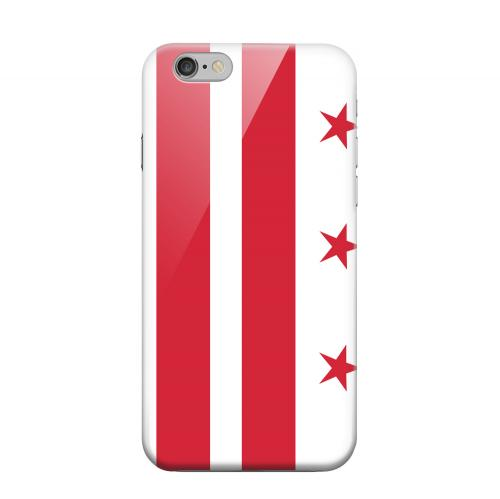 Geeks Designer Line (GDL) Apple iPhone 6 Matte Hard Back Cover - Washington, D.C.