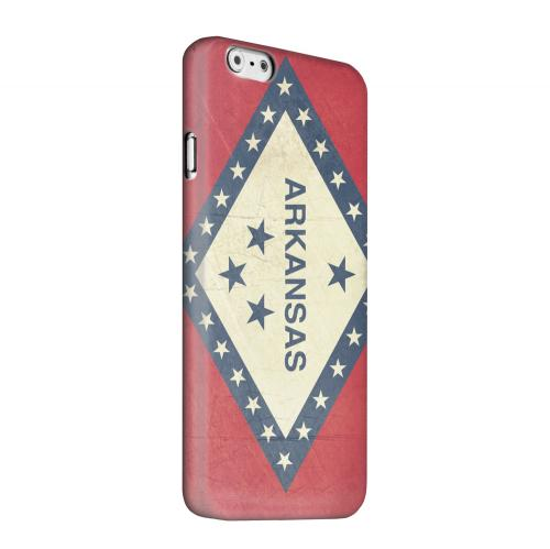 Geeks Designer Line (GDL) Apple iPhone 6 Matte Hard Back Cover - Grunge Arkansas