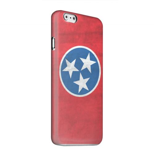 Geeks Designer Line (GDL) Apple iPhone 6 Matte Hard Back Cover - Grunge Tennessee