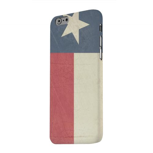 Geeks Designer Line (GDL) Apple iPhone 6 Matte Hard Back Cover - Grunge Texas