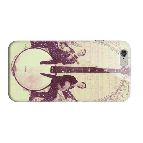 Geeks Designer Line (GDL) Apple iPhone 6 Matte Hard Back Cover - Folk