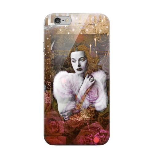 Geeks Designer Line (GDL) Apple iPhone 6 Matte Hard Back Cover - Hollywood Glam