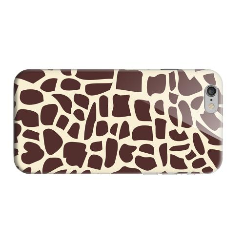 Geeks Designer Line (GDL) Apple iPhone 6 Matte Hard Back Cover - Giraffe