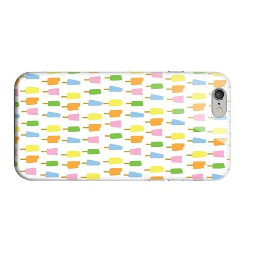 Geeks Designer Line (GDL) Apple iPhone 6 Matte Hard Back Cover - Assorted Popsicles