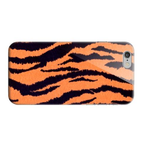 Geeks Designer Line (GDL) Apple iPhone 6 Matte Hard Back Cover - Tiger Print