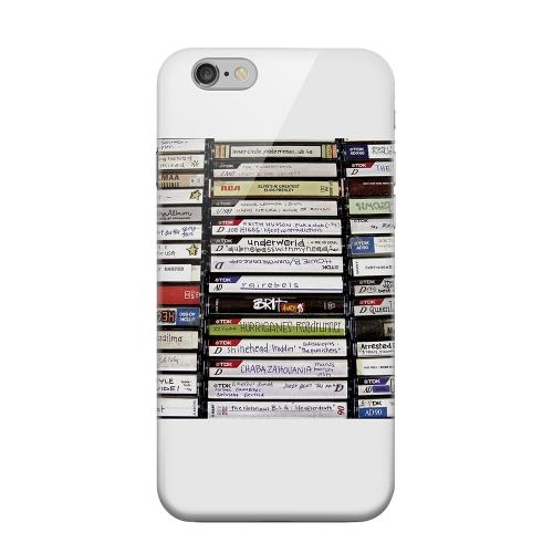 Geeks Designer Line (GDL) Apple iPhone 6 Matte Hard Back Cover - VHS