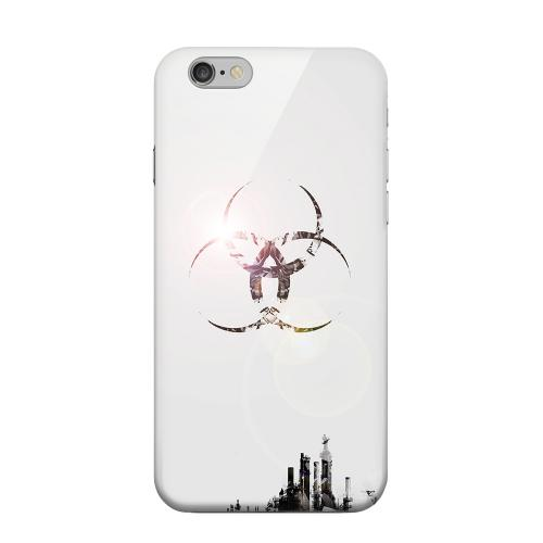 Geeks Designer Line (GDL) Apple iPhone 6 Matte Hard Back Cover - Ghost Town