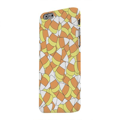 Geeks Designer Line (GDL) Apple iPhone 6 Matte Hard Back Cover - Candy Corn Galore