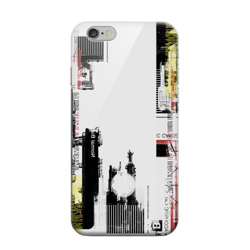 Geeks Designer Line (GDL) Apple iPhone 6 Matte Hard Back Cover - Industrial District