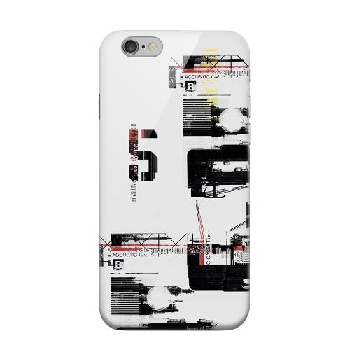 Geeks Designer Line (GDL) Apple iPhone 6 Matte Hard Back Cover - District 5