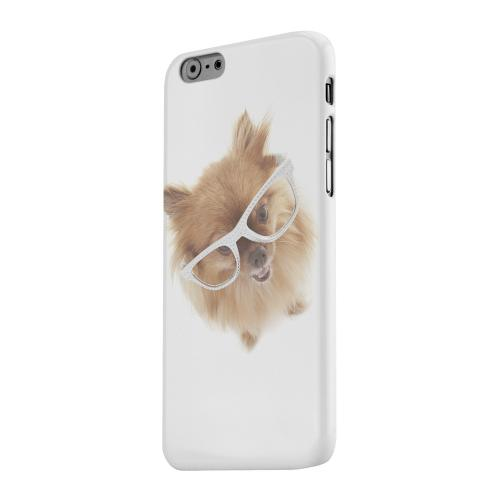 Geeks Designer Line (GDL) Apple iPhone 6 Matte Hard Back Cover - Pomeranian