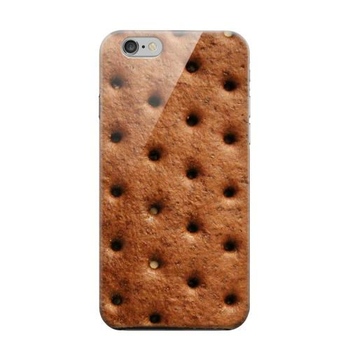Geeks Designer Line (GDL) Apple iPhone 6 Matte Hard Back Cover - Ice Cream Sandwich